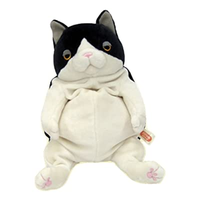 Mochineko Plush Doll (Mask and Mantle / M Size): Toys & Games