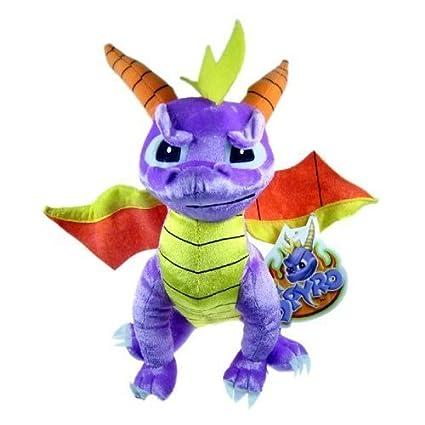 Amazon Com 28 Spyro The Dragon Huge Plush Doll Skylanders Plush
