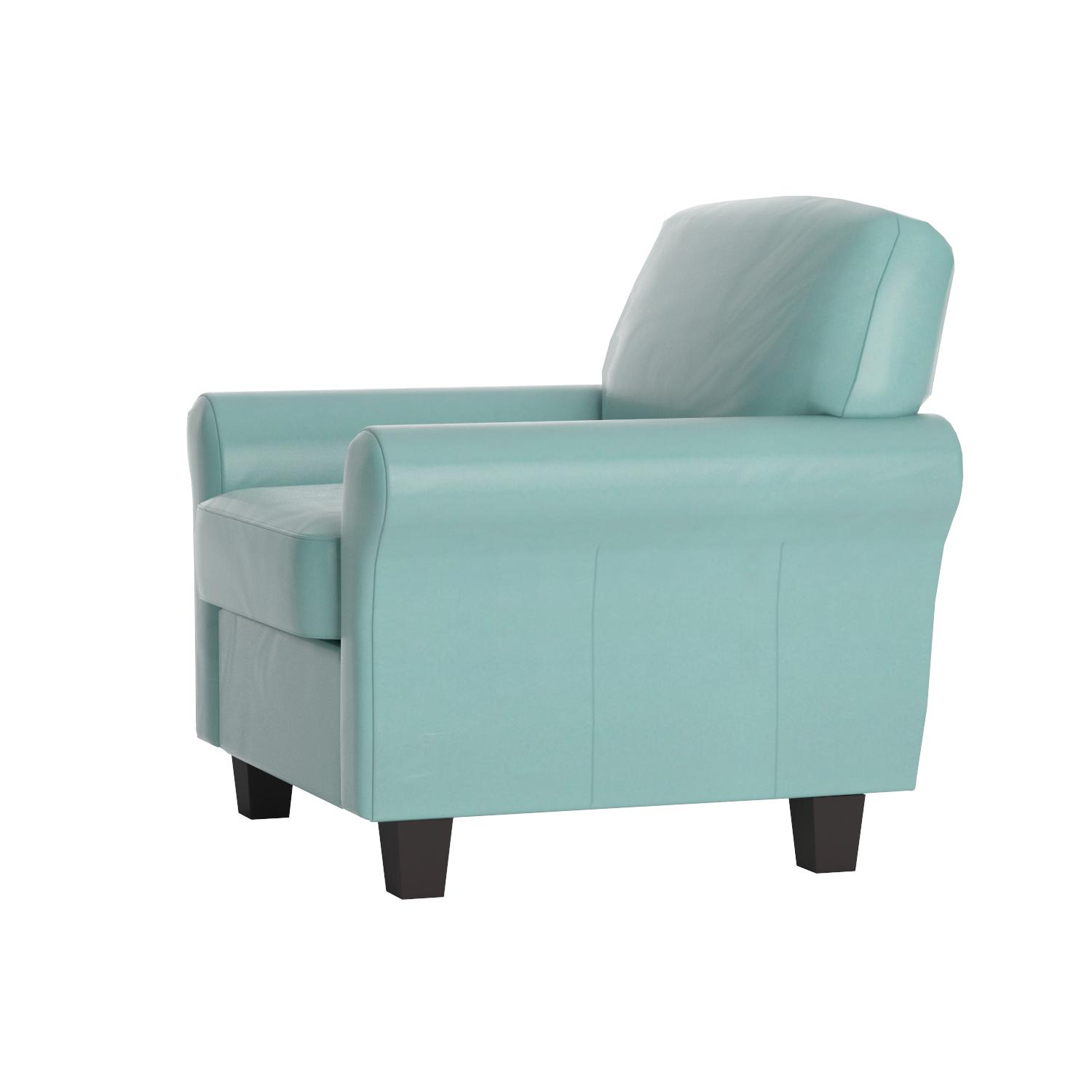Teal Chair Amazoncom Best Selling Modern Club Chair Teal Blue Kitchen