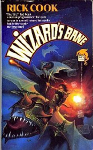 book cover of Wizard\'s Bane