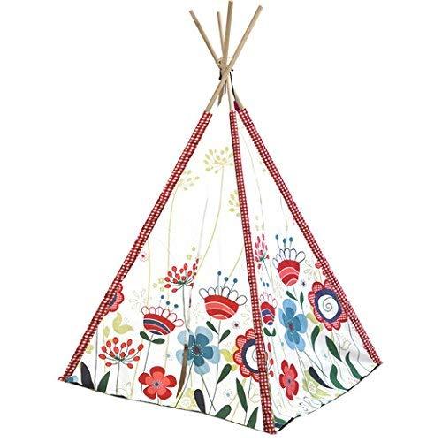 LA Multicolor Idea Nuova Heritage Kids WK638949 Floral Play Tent