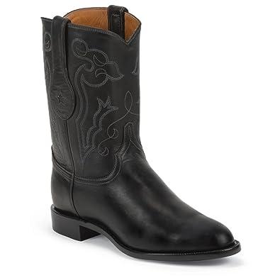 734871d5385 Tony Lama 1020 Men's Rista Calf Western Boots - Black