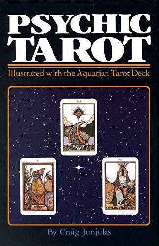 Psychic Tarot Illustrated With The Aquarian Tarot Deck Kindle