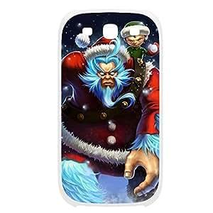 Nunu-002 League of Legends LoL Diy For Iphone 6Plus Case Cover Plastic White