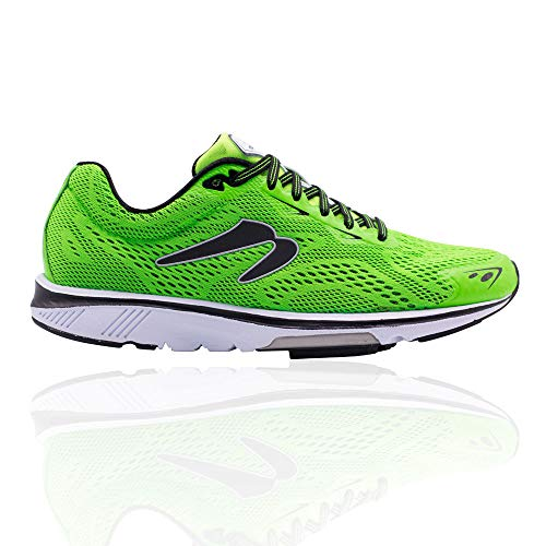 Newton Running Men's Gravity 8 Green/Black 8 D US