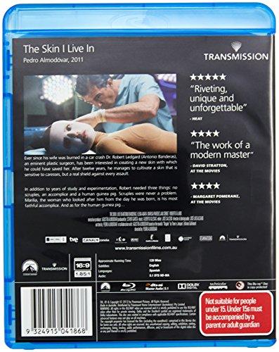The Skin I Live In | Pedro Almodavar's | English Subtitles | NON-USA Format | Region B Import - Australia
