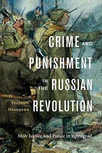 Crime+Punishment In Russian Revolution