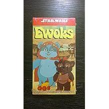 Star Wars Ewoks Animated Series Volume 1 Cries of the Trees & Tree of Light - VHS