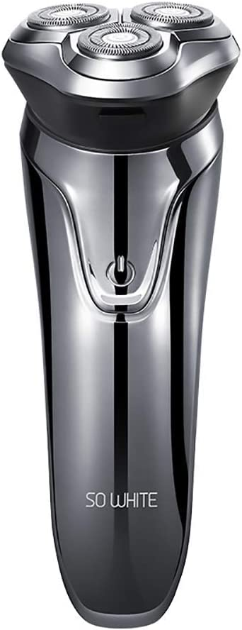 gooplayer para SOOCAS SO White ES3 Máquina de Afeitar eléctrica Maquinilla de Afeitar PINJING Máquina de Afeitar Mijia Pantalla Digital LED Recargable 3D Trimmer Beard Hombres