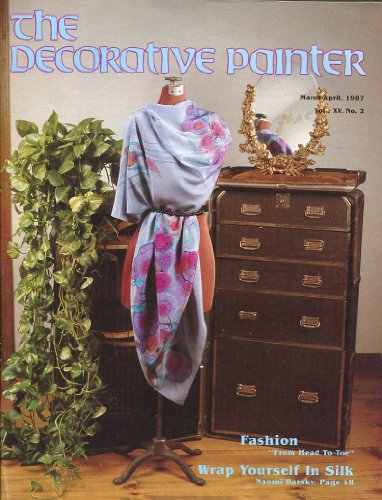 - The Decorative Painter, March-April, 1987, Vol. XV, No. 2