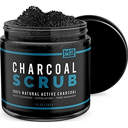 Premium Activated Charcoal Natural Minimizer
