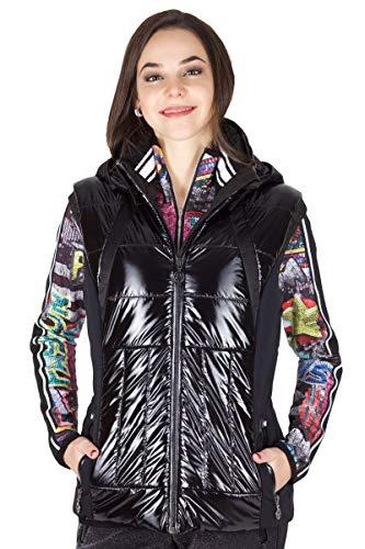 Sportalm 902612118 Shad Gilet de Ski Noir 59