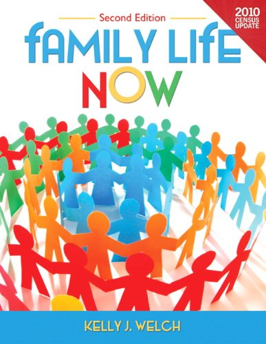 Family Life Now Census Update, Books a la Carte Plus MyFamilyLab with eText -- Access Card Package (2nd Edition)