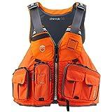 NRS Chinook OS Fishing Lifejacket (PFD)-Orange-L/XL