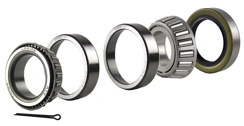 Lippert 333948 RV and Trailer Axle Bearing Replacement Kit