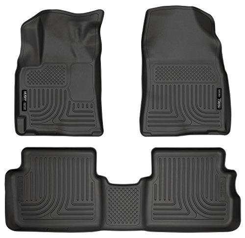 Husky Liners Front & 2nd Seat Floor Liners Fits 09-13 Corolla/Matrix ()