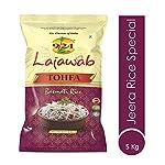921 Lajawab Tohfa Premium Quality Fine Grains Export Quality Basmati Rice – 5 Kg