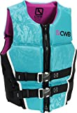 Connelly Womens V-Back Neoprene Vest, XS (28''-32''), Cwb-17
