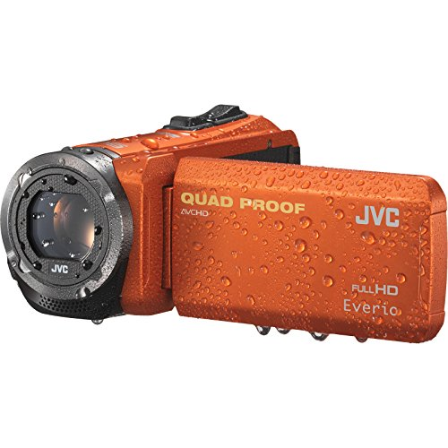 JVC Everio GZ-R320 Quad Proof Full HD Digital Video Camera C