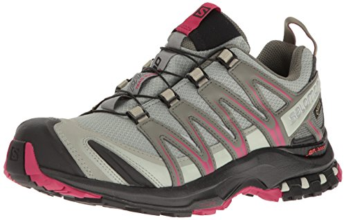 Salomon Women's XA Pro 3D Gtx W Trail-Runners, Shadow, 8 M US by Salomon