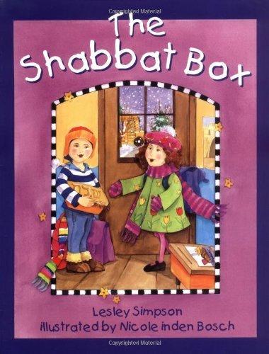 (The Shabbat Box by Lesley Simpson (2001-07-20))