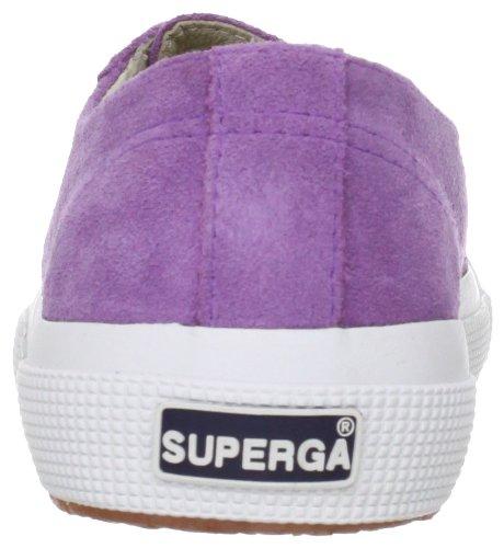 Lilac Sueu Donna Superga2750 Da Scarpe Ginnastica Basse wpAwHCqFn