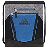 adidas Rumble II Sackpack, Core Blue/Black/Onix Jersey/Reflective Silver, One Size