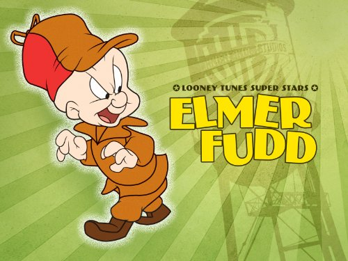 Amazon.com: Looney Tunes: Elmer Fudd: Mel Blanc, Not