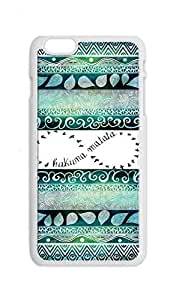 Queer-shop Hakuna Matata Aztec Snap-on Hard Back Case Cover Shell for iphone 6 (4.7-Inch) -965