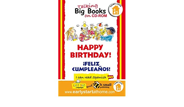 Happy Birthday (Feliz Cumpleanos!): Talking Big Books in ...