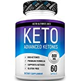 Keto Ultimate Diet - Real Keto BHB Ketones - Ketogenic Diet Weight Loss