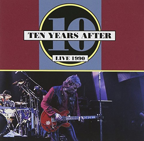 Live - Ten Years After by Johnny B