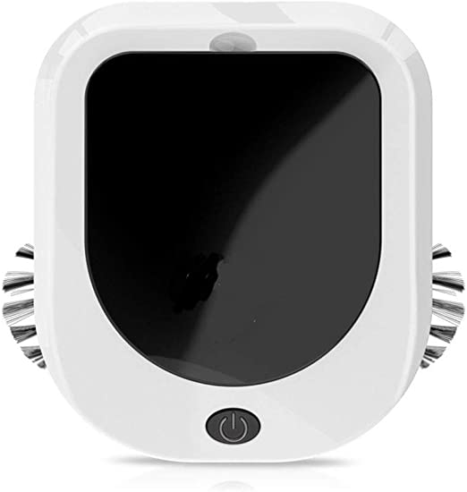 HUOLEO Recargable Inteligente Sin Cable Robot Aspirador, 3en1 ...