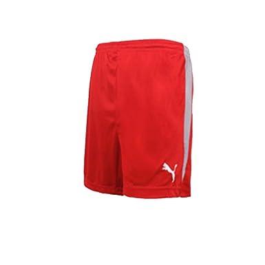 c2d33dbe73 Puma Mens Shorts Red Swimming Shorts Mesh Lined Medium or Large (Large):  Amazon.co.uk: Clothing