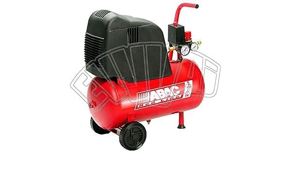 Abac 4116023429 - Compresor Pole Position Rc2 2Hp 024L: Amazon.es ...