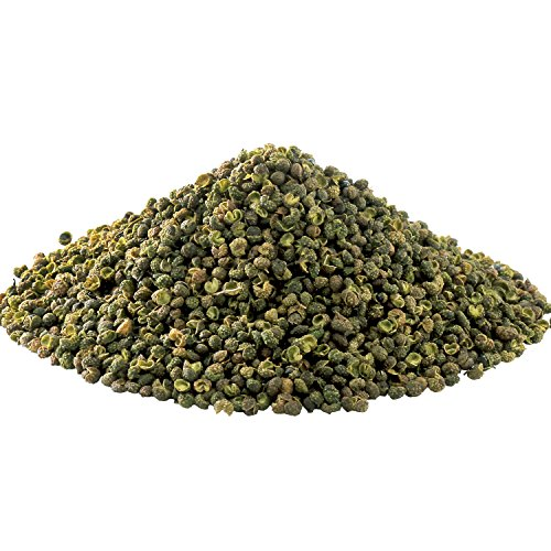 Yimi Szechuan Green Peppercorns, Grade AAA Whole Sichuan Peppercorn Strong Flavor for Mapo Tofu, Kung Pao Chicken, Spicy Chicken, 2.1 oz, Thanksgiving Gifts