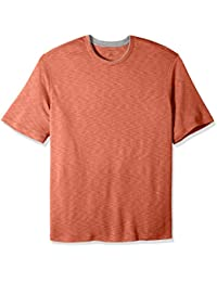 Men's Big and Tall Big and Tall Two Tone Short Sleeve...