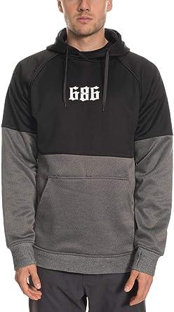 686 Mens Bonded Fleece Pullover Hoody Coors Light