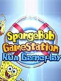 SpongeBob Game Station Run Gameplay