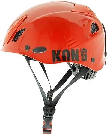 Kong Mouse - Casco Escalada - Rojo - T única
