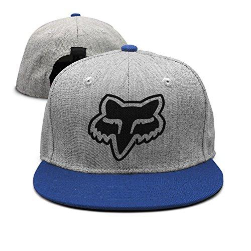 Adjustable Hat Fox - Hearnsom Barred Fox Logo Unisex Adjustable Baseball Hats Trucker Cap