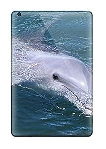 Hot Fashion Design Case Cover For Ipad Mini 2 Protective Case (amazing Dolphin S)