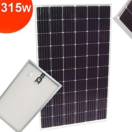Solarpanel Solarmodul 315W Solarzelle 55398 Solar MONOkristallin Mono 24V AWZ