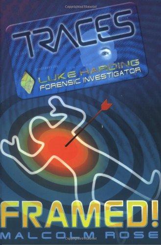 Framed! Luke Harding Forensic Investigator (Traces)