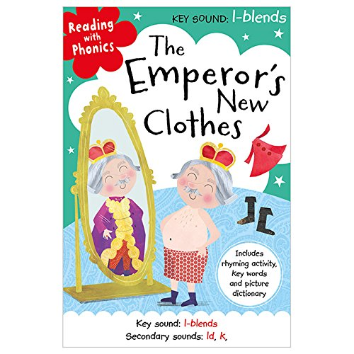 The Emporer's New Clothes (Reading with Phonics) - Emporers New Clothes