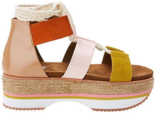 Con multicolor Gioseppo Para Colores 43329 Varios Mujer Sandalias Plataforma Swq6EHaw