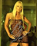 Katie Lohmann SEXY In Person Autographed Photo
