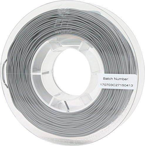 FlexiSMART Gris 250 g. Filamento Flexible TPU 1.75mm para ...