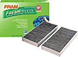 FRAM CF10135 Fresh Breeze Cabin Air Filter with Arm & Hammer