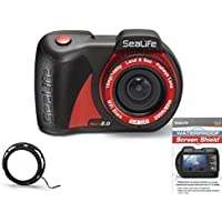 SeaLife Micro 2.0 WiFi 64GB Camera w/ 10x Lens and Screen Protector